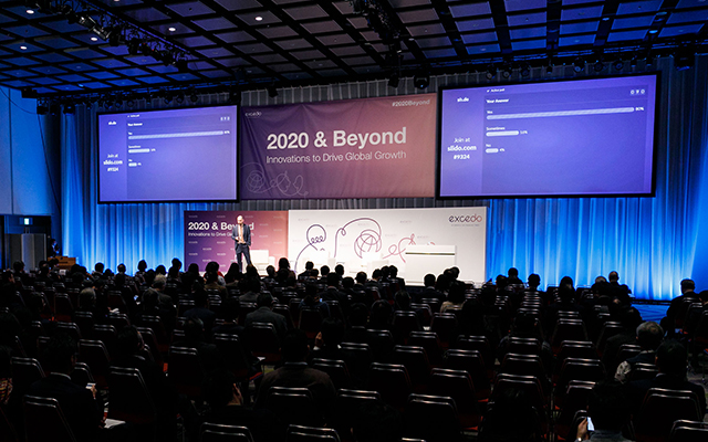 Excedo Launch Event / 2020 & Beyond